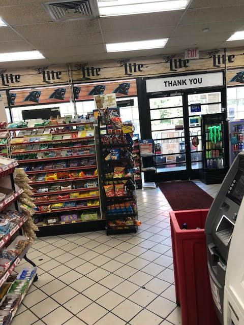 76 Gas Station-Tryon St