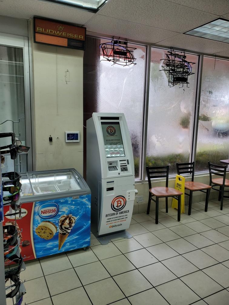 Port St. Lucie Bitcoin AMT Shell Gas Station-SW Darwin Blvd