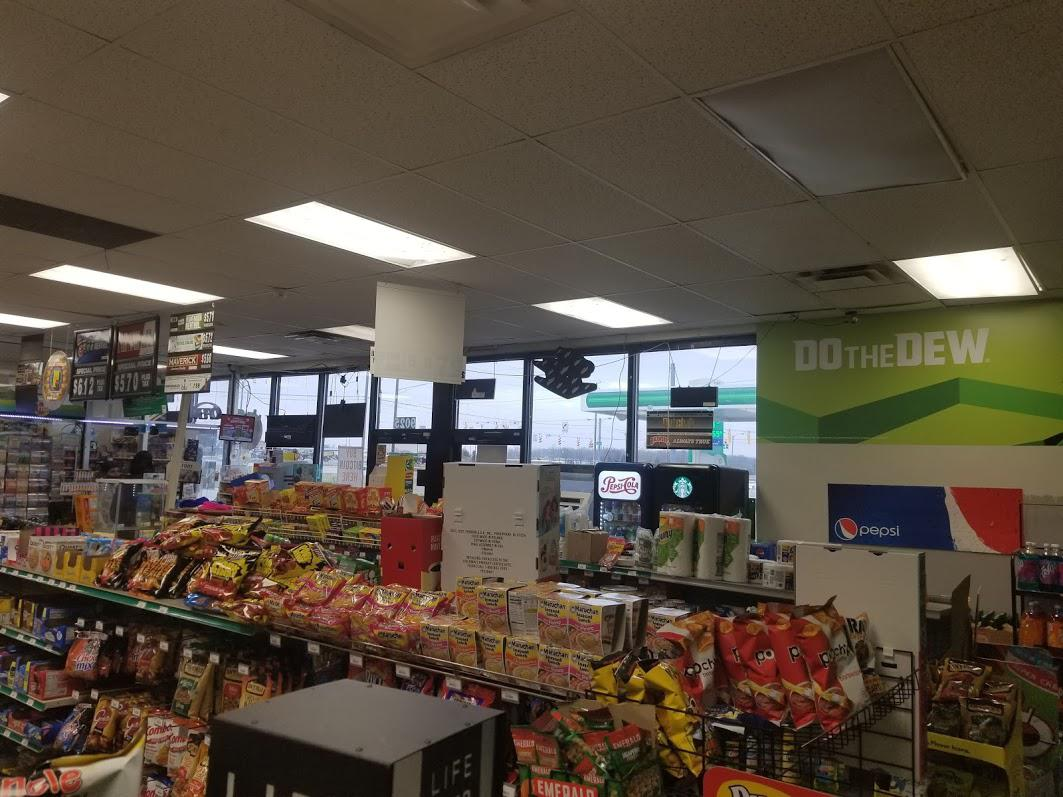 Indianapolis Bitcoin AMT BP Gas Station-Brookville Road