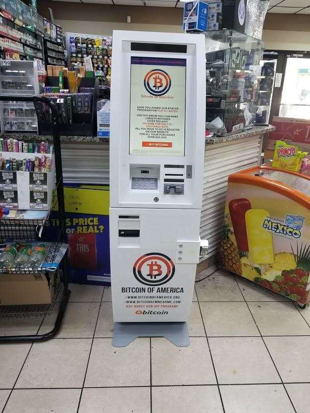 Chattanooga Bitcoin AMT Valero Gas Station-Ringgold Road