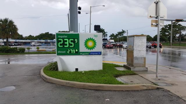 Hollywood Bitcoin AMT BP Gas Station-Pines Blvd