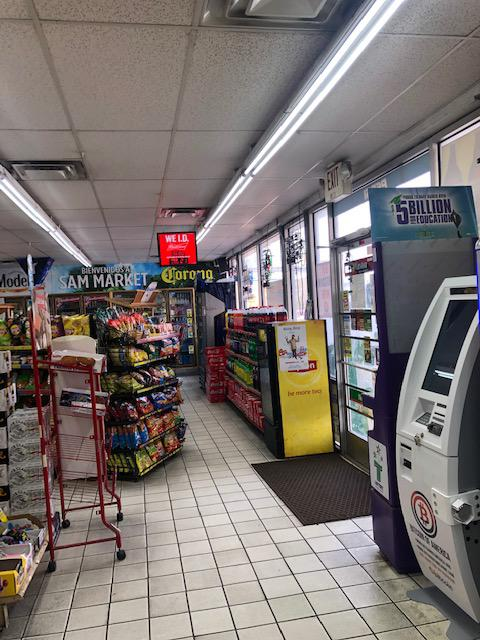 Nashville Bitcoin AMT Gulf Oil Gas Station-Nolensville Pike